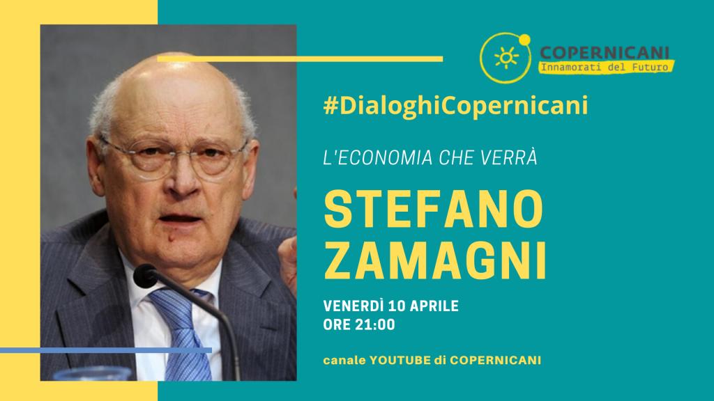 Stefano Zamagni - L'economia che verrà