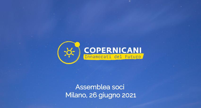 Relazione e bilancio 2020 Copernicani